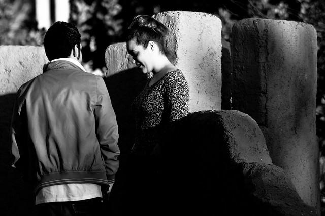 Photo:La mejor parte de todo primer beso, es lo que conduce hasta él. By:hernanpba