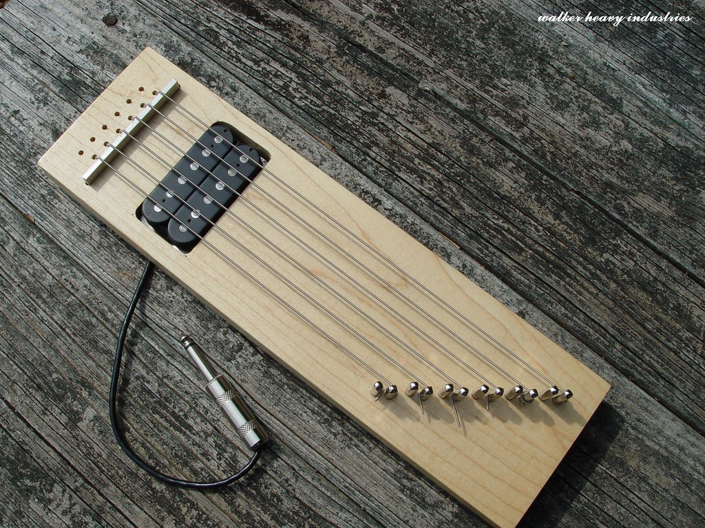 Electric Zither