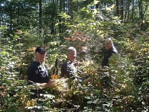 Finding a new trail Merrimen, Letheren, MacLaren