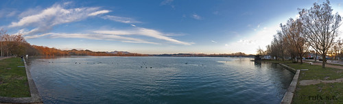Estany Banyoles 2 (panoramica) by rutx.s.r.