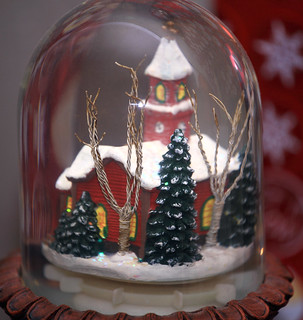 Snow Globe Church
