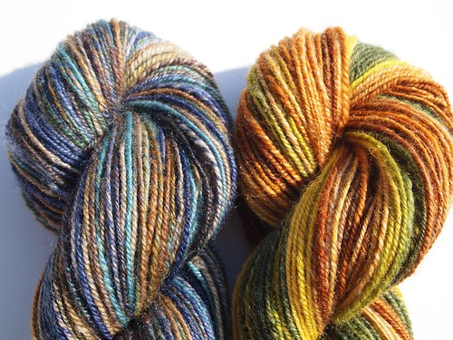 FCK MB fiber club September 2011-BFL-2.5oz each-chain plied