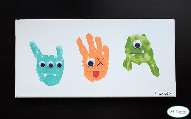 handprintmonster