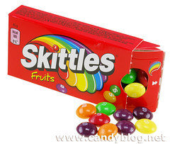 Skittles Fruits (Germany)