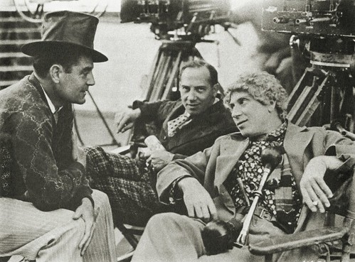 Leo McCarey, Chico and Harpo