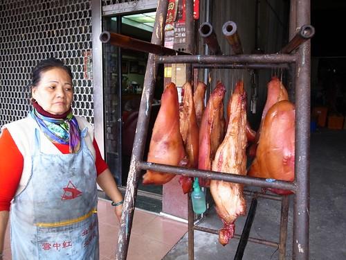 臘肉-董娘阿嬤的私房菜