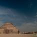 Saqqara Pyramid in Egypt
