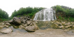 Hedgehog waterfalls: The range (2)