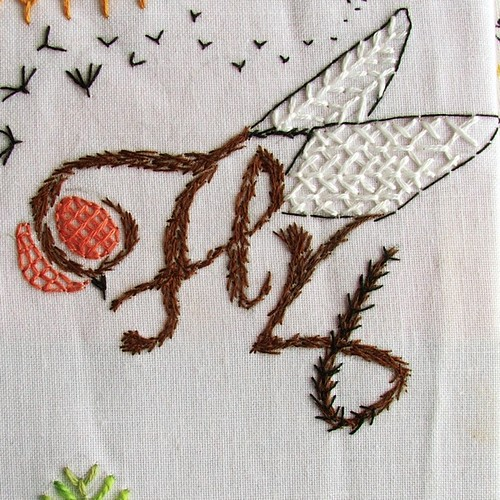 Fly stitch (TAST 2012)