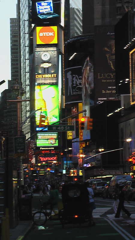 New York Times Square (pingnews)