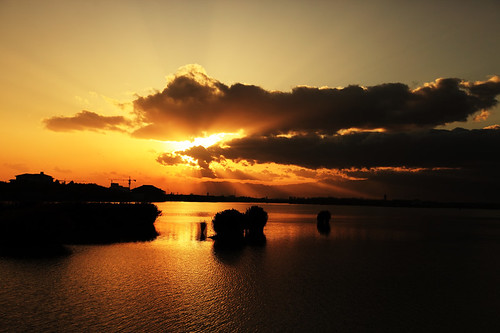 china lake ningxia yinchuan yuehai