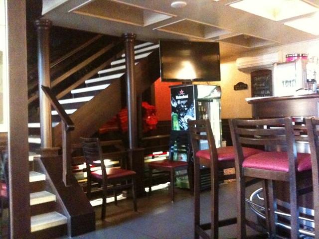 Árkád Kávézó, cafetería en el centro de Debrecen