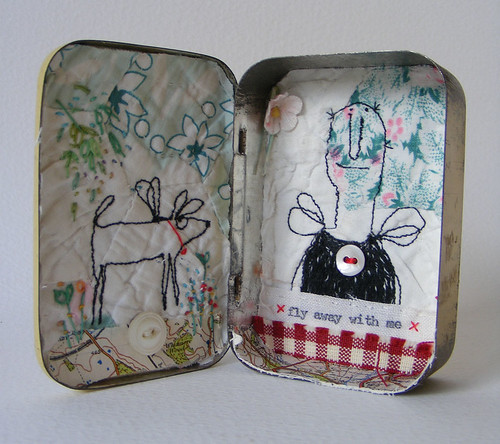 small Pastilles tin # 1 by hens teeth