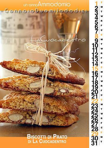 calendario ammodomio gennaio 2012