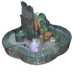 Fountain01 板岩噴水造景