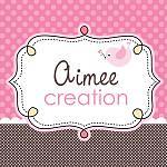 Logo for Aimee Creation