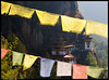 "Prayer Flags and ""Tiger's Nest' by Waldemar*"