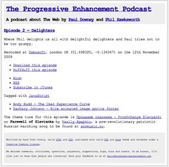 progressiveenhancement.net