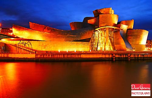 Frank O. Gehry Guggenheim Architecture by david gutierrez [ www.davidgutierrez.co.uk ]