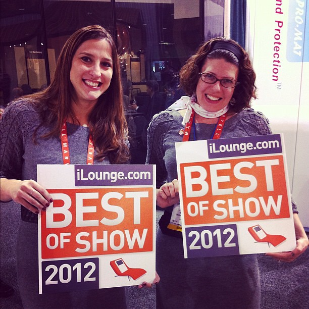 iLounge Best of Show CES 2012