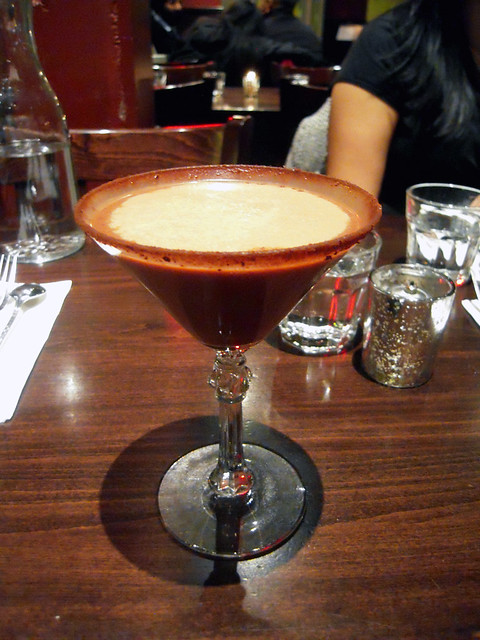 Salted Carmel Martini