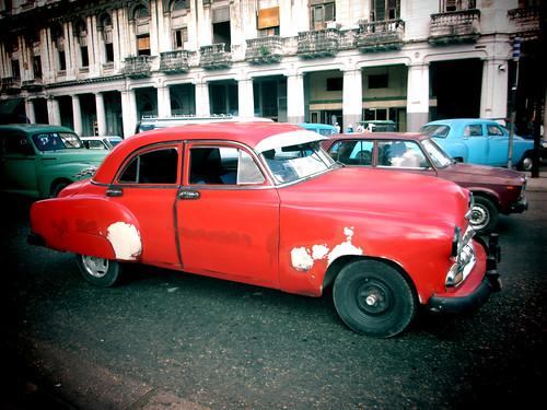 Cuba~ the cars