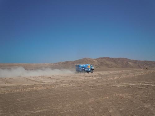 Rally Dajar 2012 categoria caminones