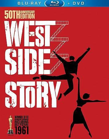 west side story Blu