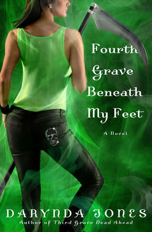 2012                Fourth Grave Beneath My Feet (Charley Davidson #4) by Darynda Jones