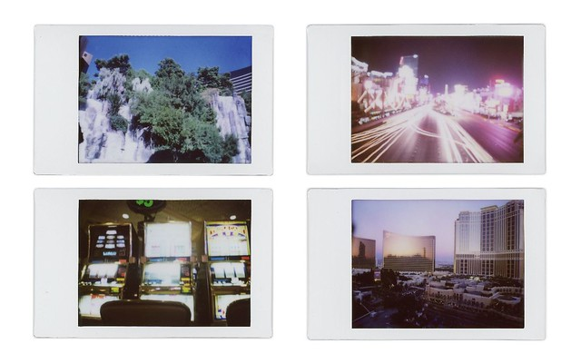 Instax in Vegas Contact Sheet 2