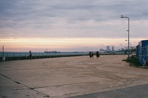 FILM 01 - orange sky.