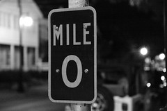 Mile 0 by Sam Howzit