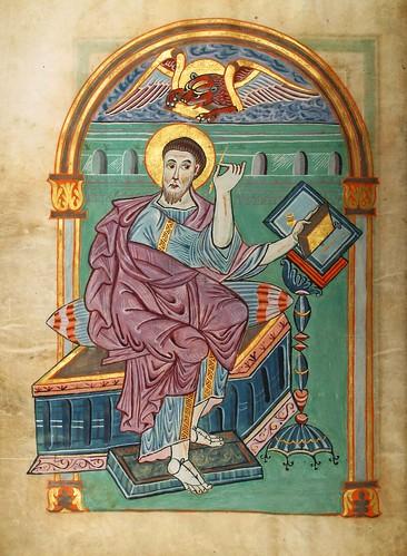 003-Gero-Codex  Evangelistar Hs 1948- Universitäts- und Landesbibliothek Darmstadt