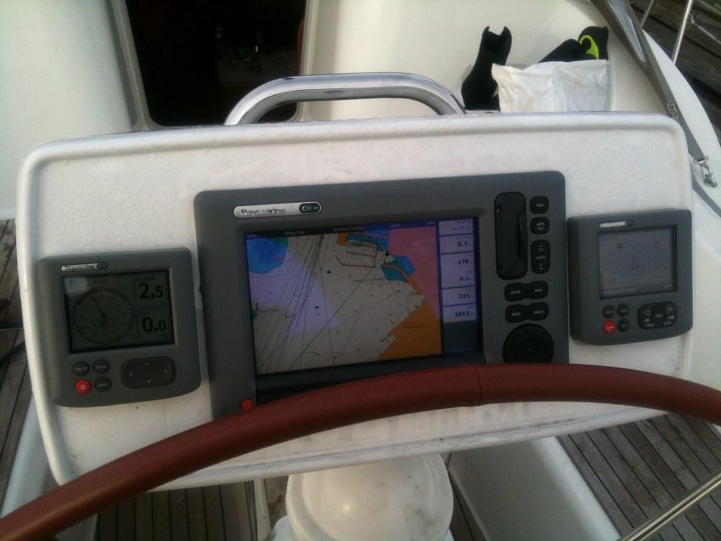 Vinterklargjøring av båt