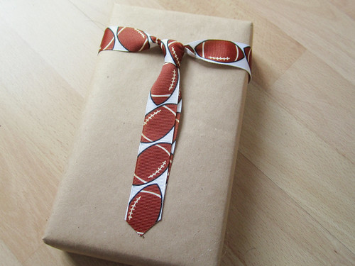 gift wrap for a boy