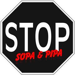 Stop SOPA & PIPA