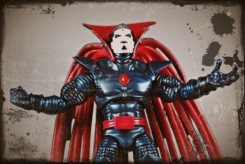 Mr Sinister vs Gambit: Marvel Comic Pack