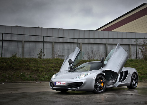 Photoshoot MP4-12C