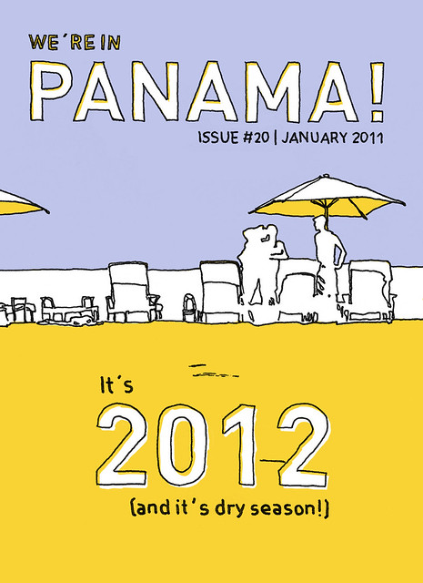 We´re in Panama, issue 20