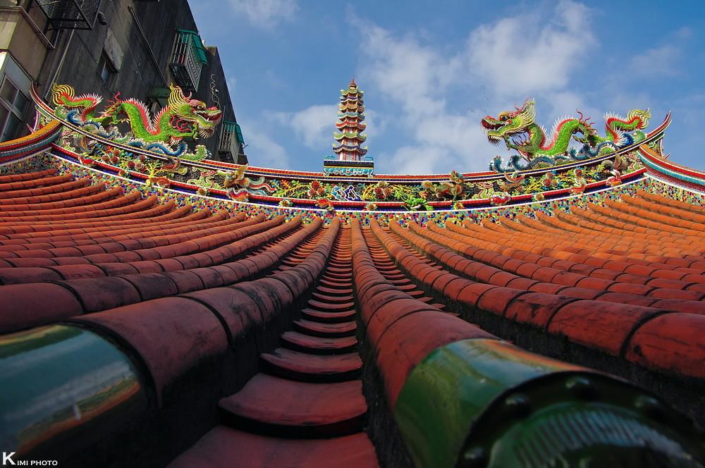 艋舺.青山宮