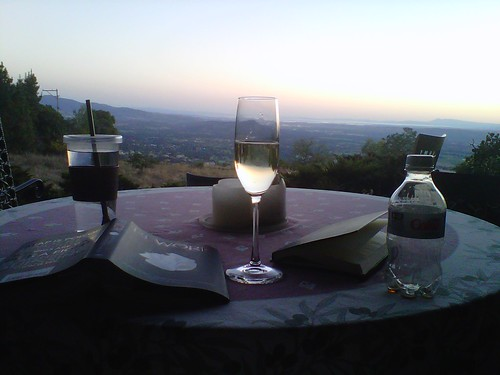 A view of the Napa Valley