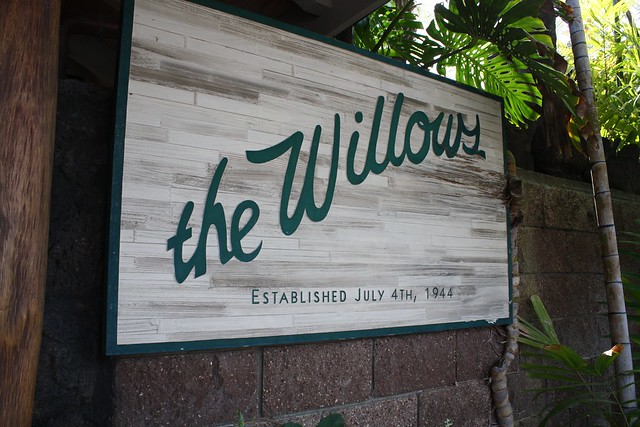 The Willows Restaurant