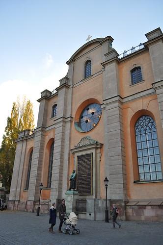 2011.11.10.257 - STOCKHOLM - Gamla stan - Slottsbacken - Storkyrkan (Sankt Nicolai kyrka)