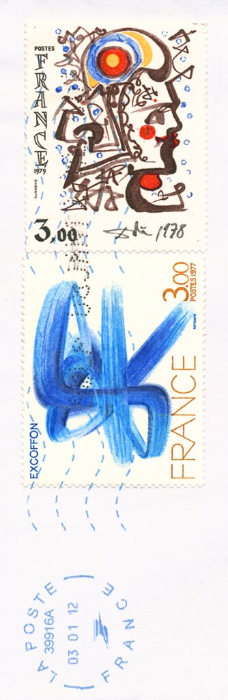 2011.12_two french stamps_Dali & Excoffon_sRGB_FLAT_400