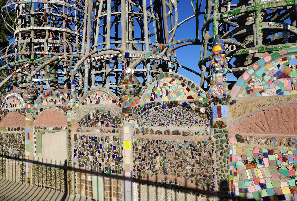2011-12-23 01-01 Kalifornien 252 Los Angeles, Watts Towers