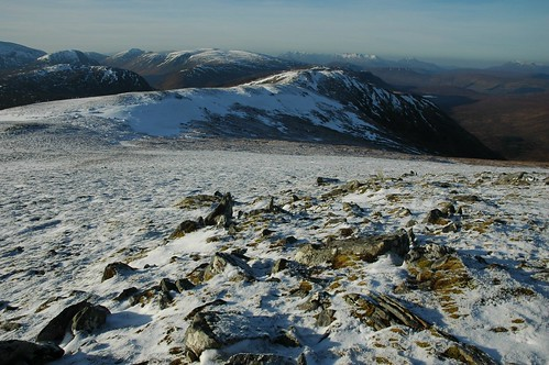 Ridge to Creag Coire na Feola