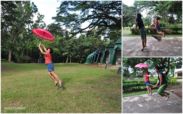 Jumpshots at Pasonanca Park