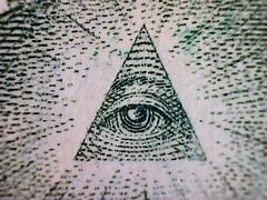 Eye on the pyramid ($1)