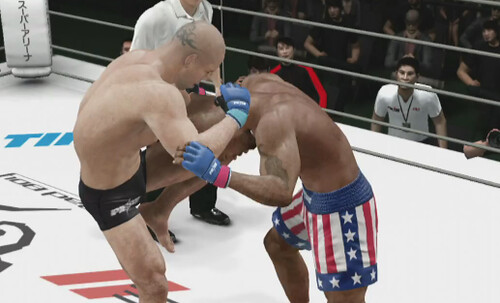 UFC Undisputed 3 Characters Unlock Guide