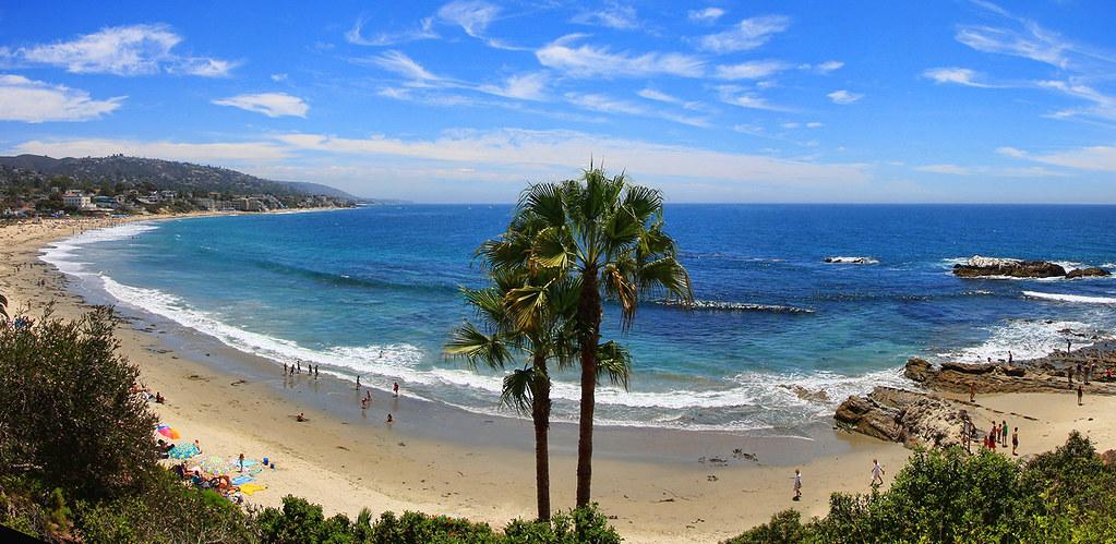 Laguna Beach Panorama